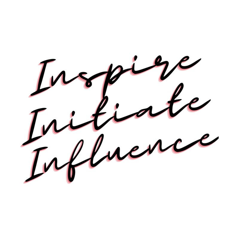 Inspire. Initiate. Influence Kids Baby Bodysuit by C.A.R.E. Gear! by C.A.R.E. Holistic Center