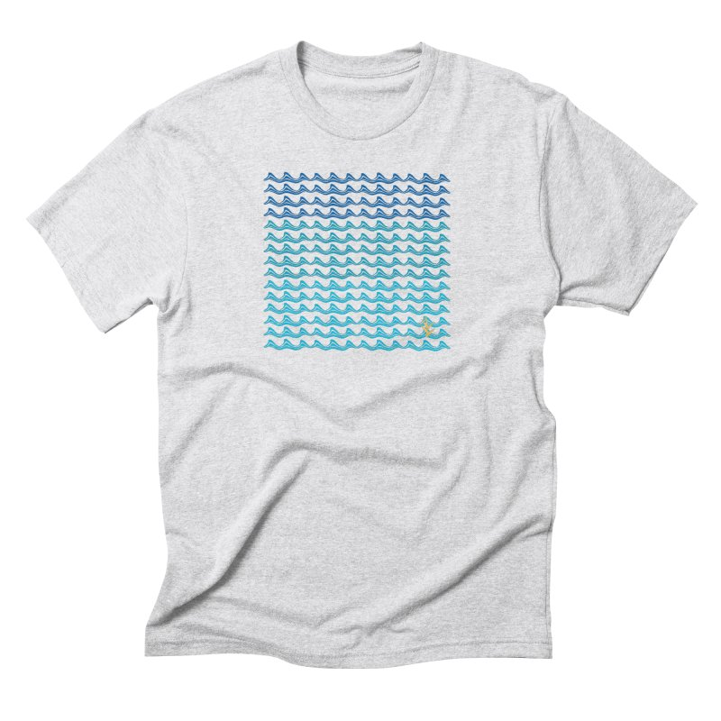 Caribbean Waves Men's T-Shirt by Caribea