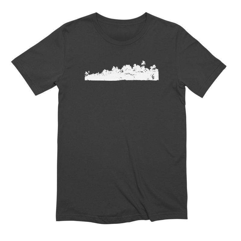 Palm Beach Coast Men's Extra Soft T-Shirt by Caribea