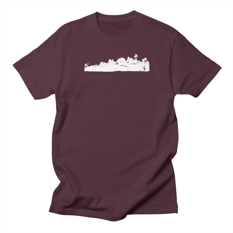 Palm Beach Coast Men's Regular T-Shirt by Caribea