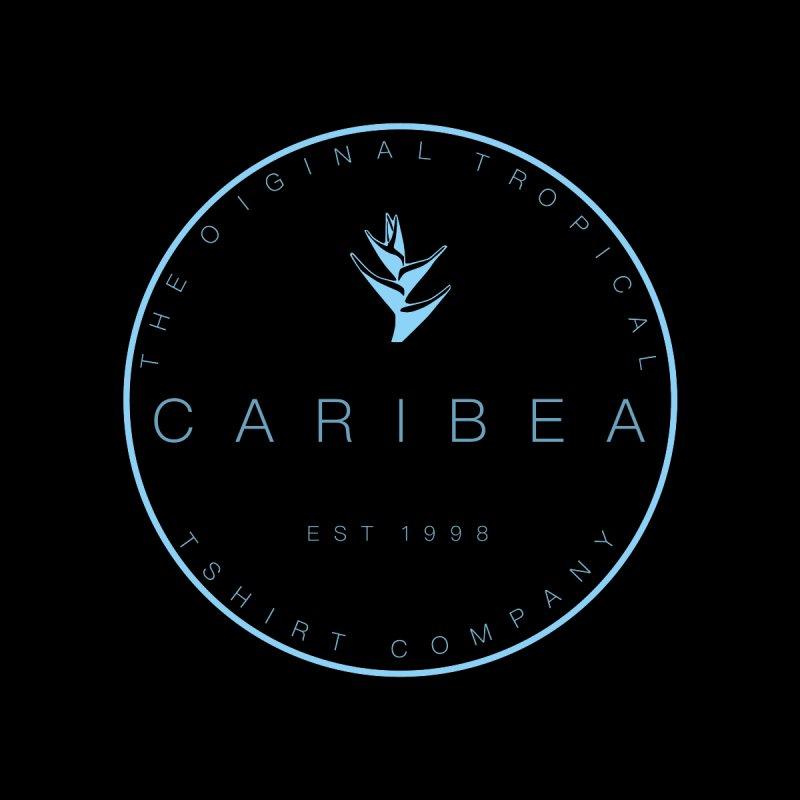 Caribea Blue Oval Men's T-Shirt by Caribea