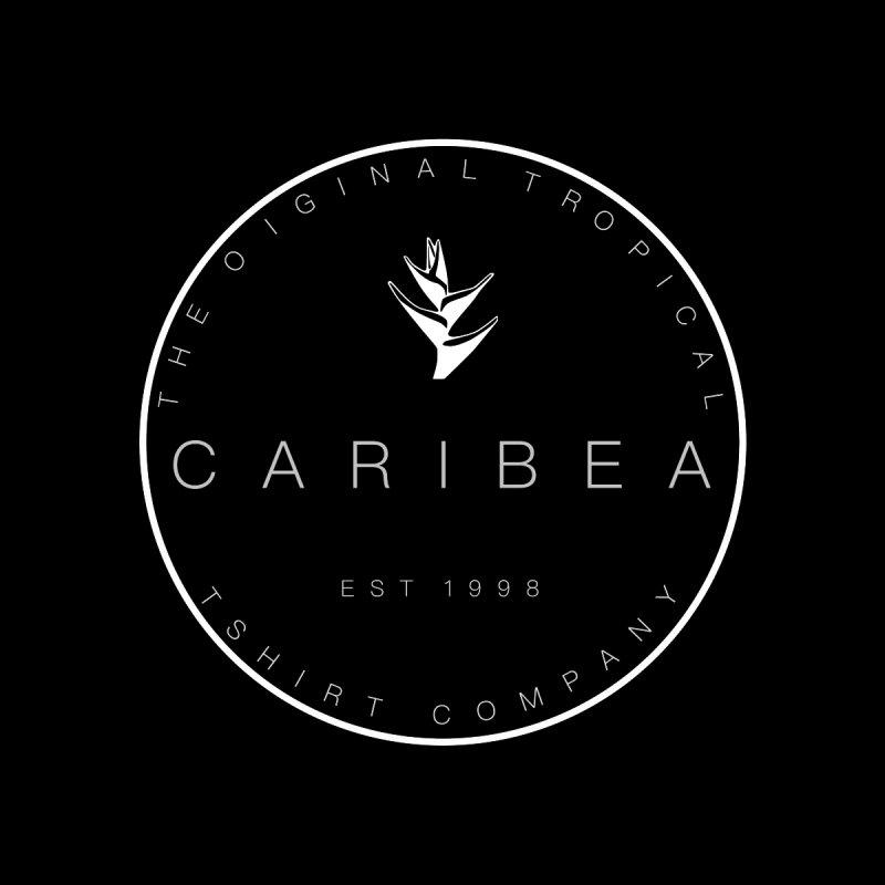 Caribea Oval White Men's T-Shirt by Caribea