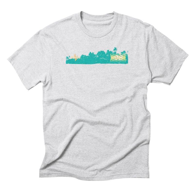 Palm Coast 98 Men's T-Shirt by Caribea