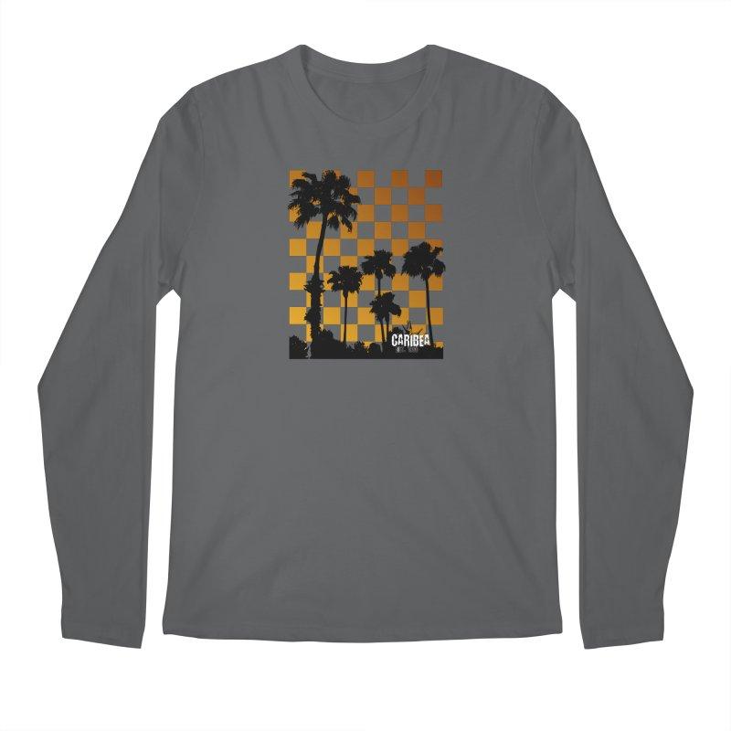 Punk Palms Men's Longsleeve T-Shirt by Caribea