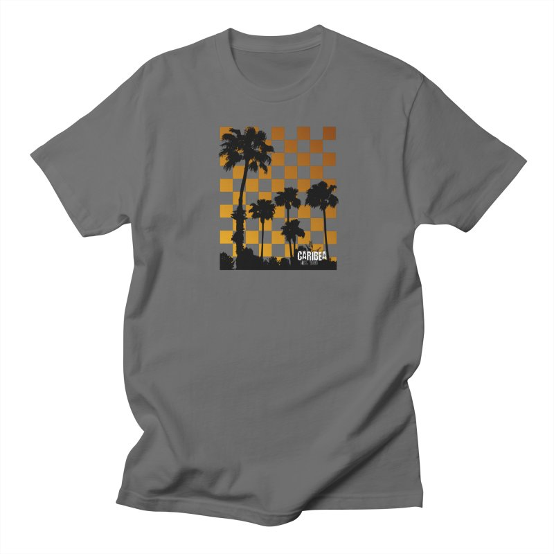 Punk Palms Men's T-Shirt by Caribea