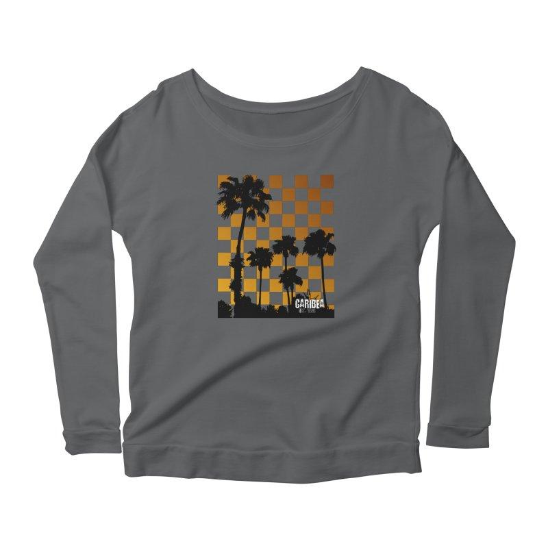 Punk Palms Women's Longsleeve T-Shirt by Caribea