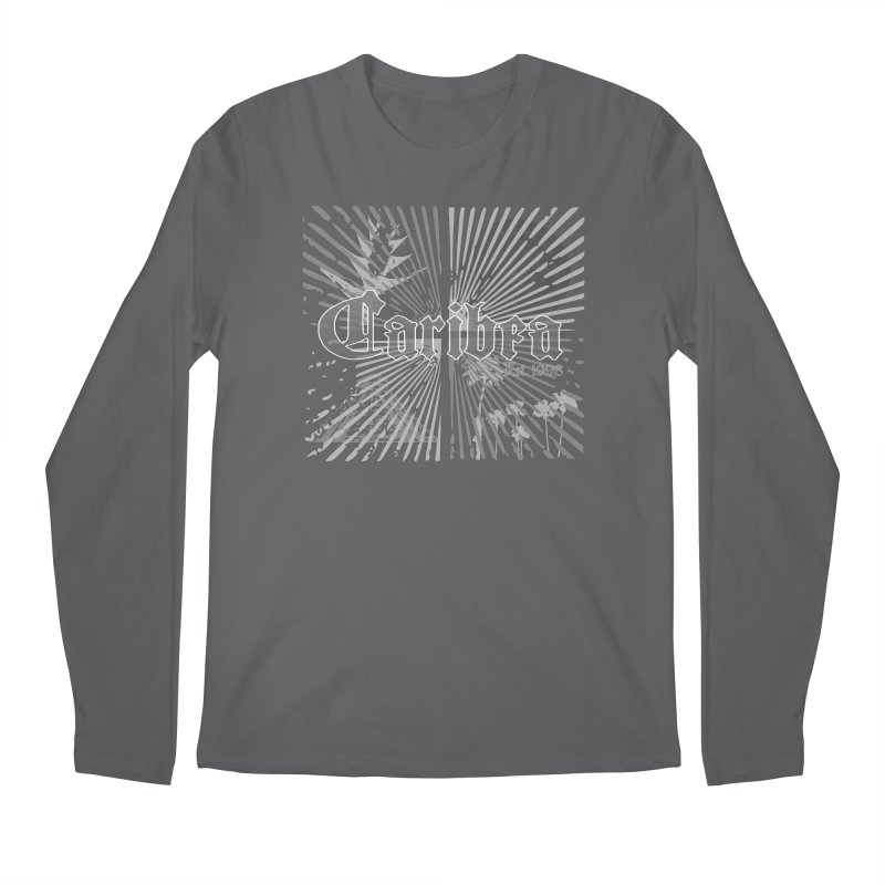 Mayan Squares Men's Longsleeve T-Shirt by Caribea