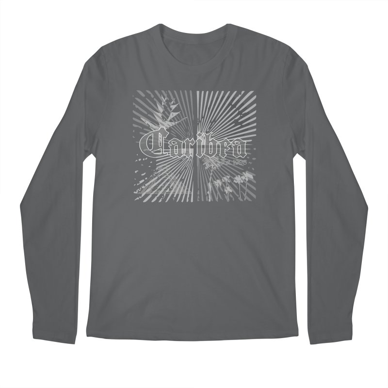 Mayan Squares Men's Regular Longsleeve T-Shirt by Caribea