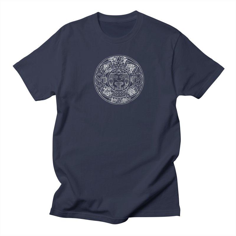 Sun God White Women's Regular Unisex T-Shirt by Caribea