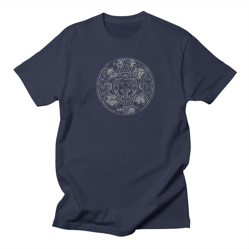 Sun God Gray Women's Regular Unisex T-Shirt by Caribea