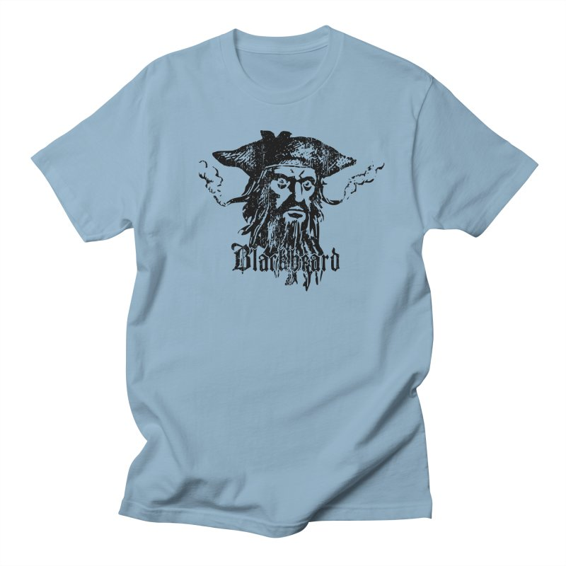 Blackbeard Men's Regular T-Shirt by Caribea