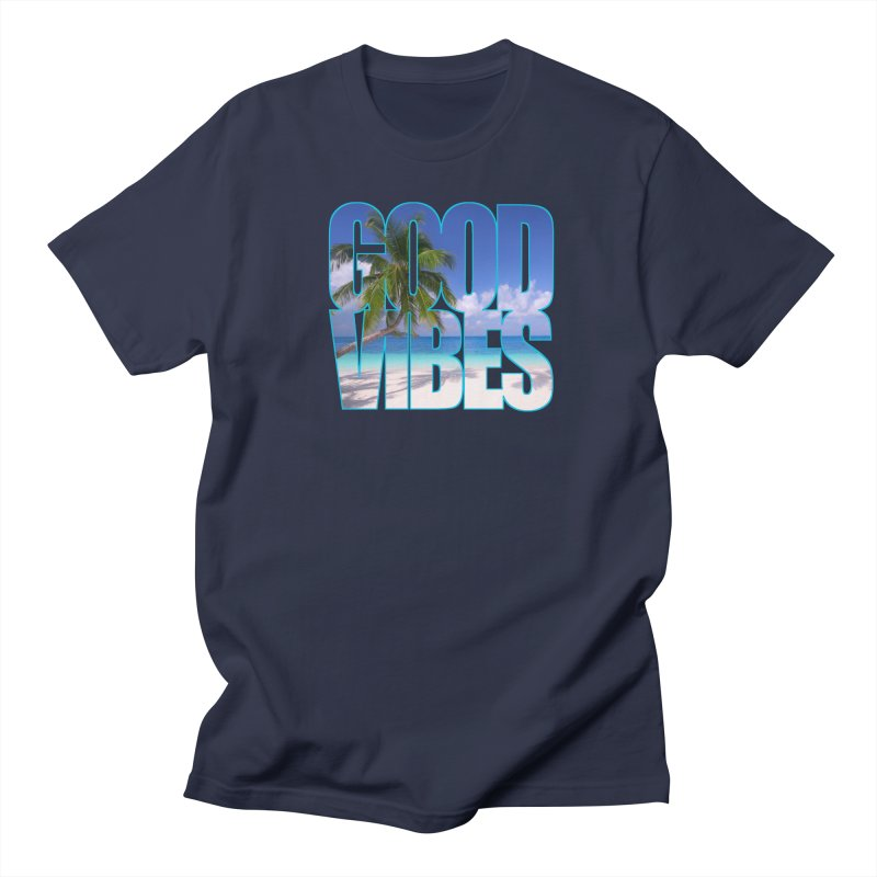 Good Vibes Women's T-Shirt by Caribea