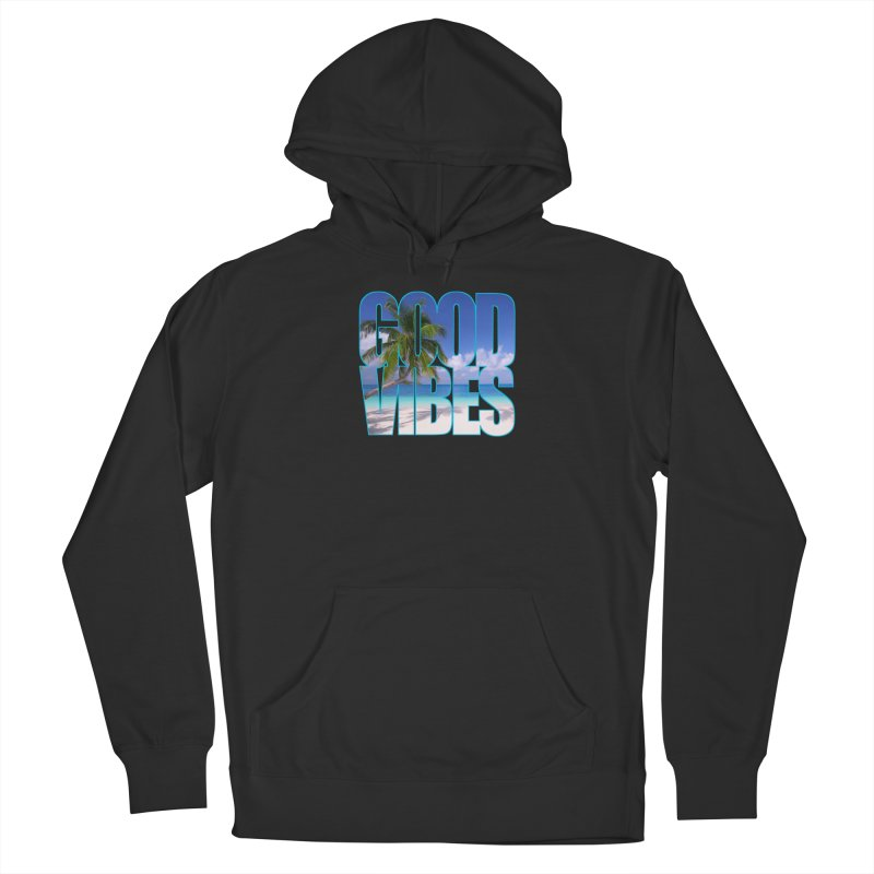 Good Vibes Women's Pullover Hoody by Caribea