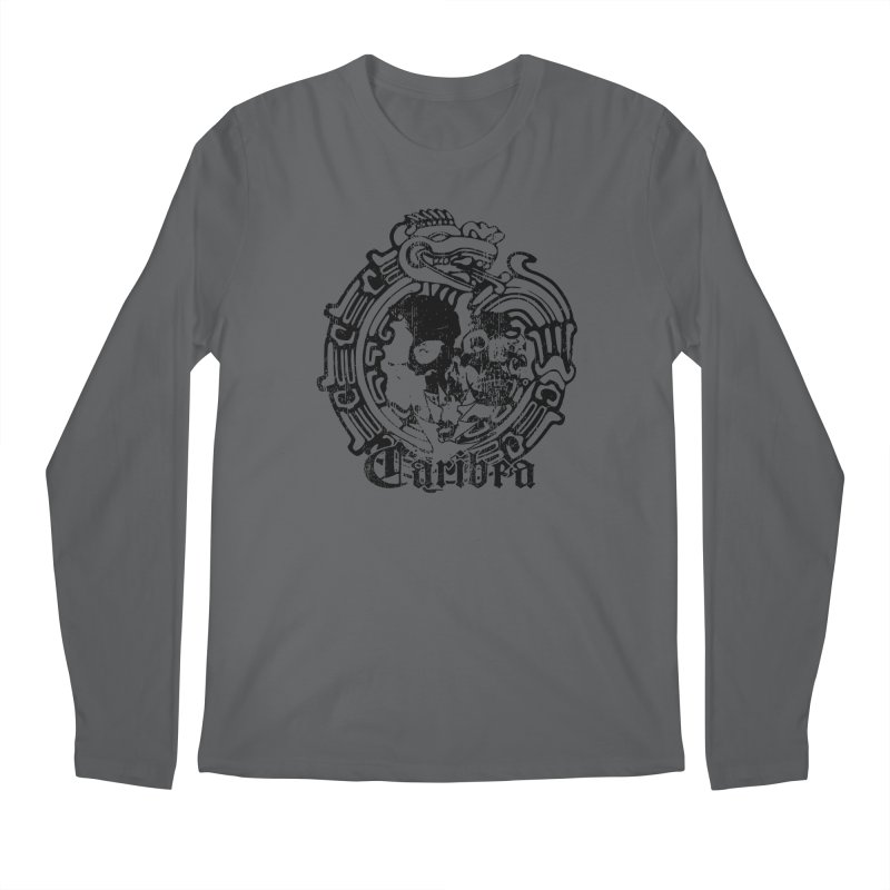 Serpent Men's Longsleeve T-Shirt by Caribea