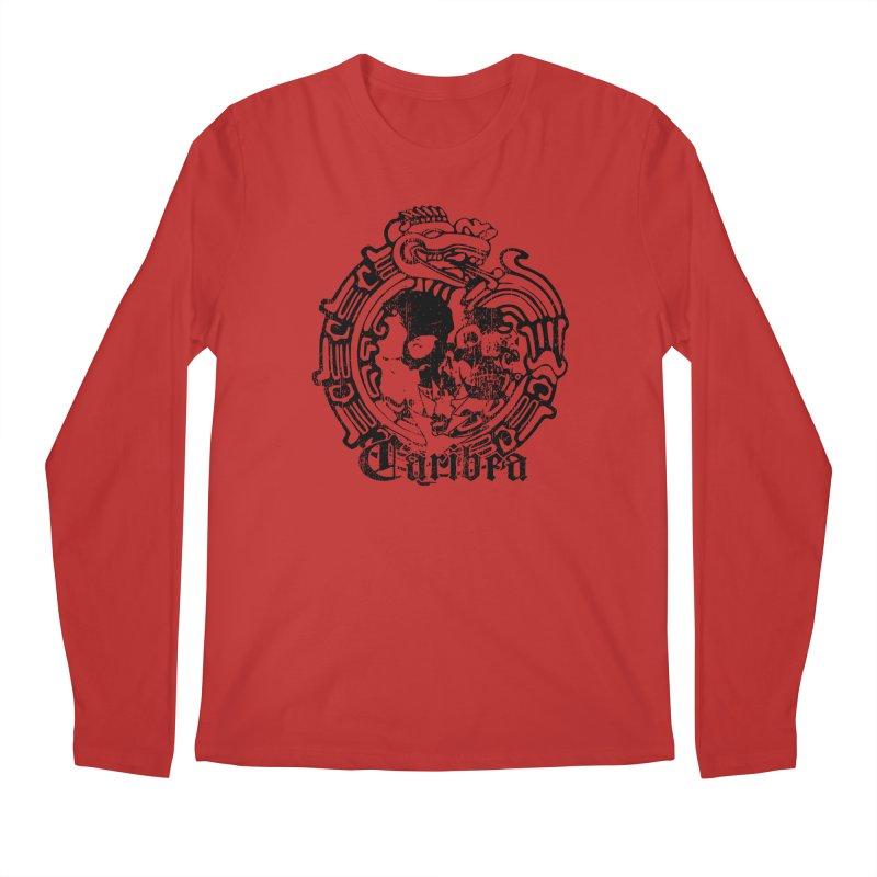 Serpent Men's Regular Longsleeve T-Shirt by Caribea