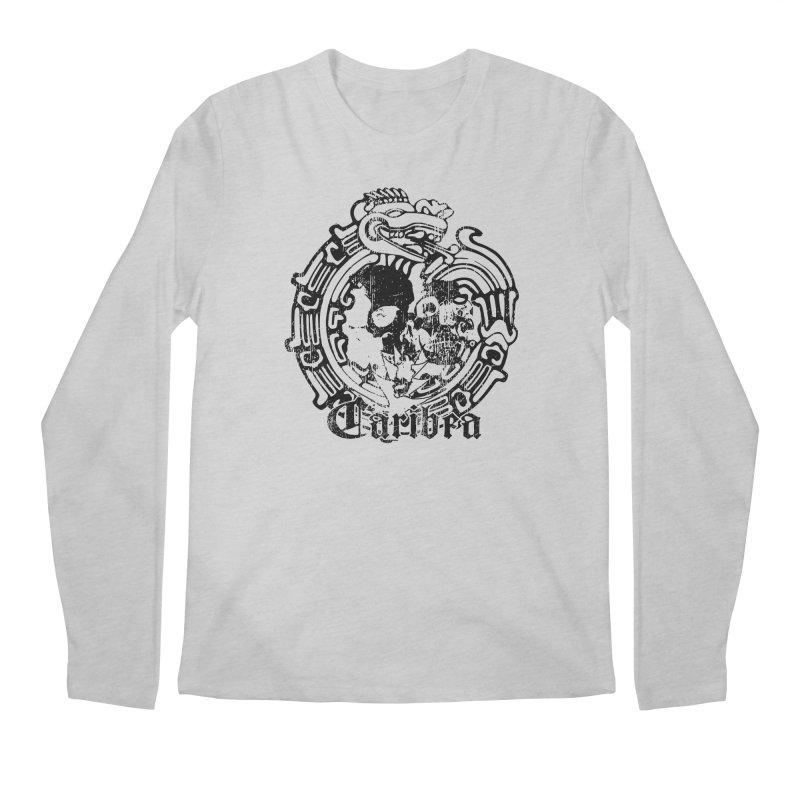 Serpent Men's Regular Longsleeve T-Shirt by Caribea