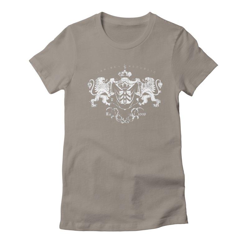 Caribea Republic Women's T-Shirt by Caribea