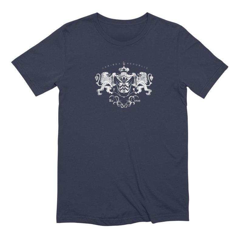 Caribea Republic Men's Extra Soft T-Shirt by Caribea
