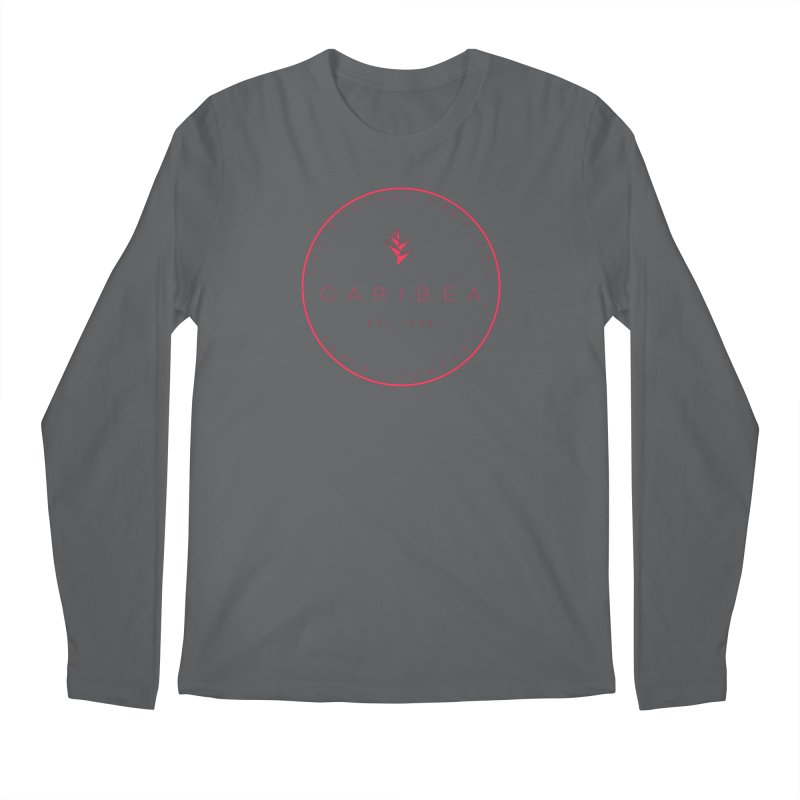 Caribea Red Men's Longsleeve T-Shirt by Caribea