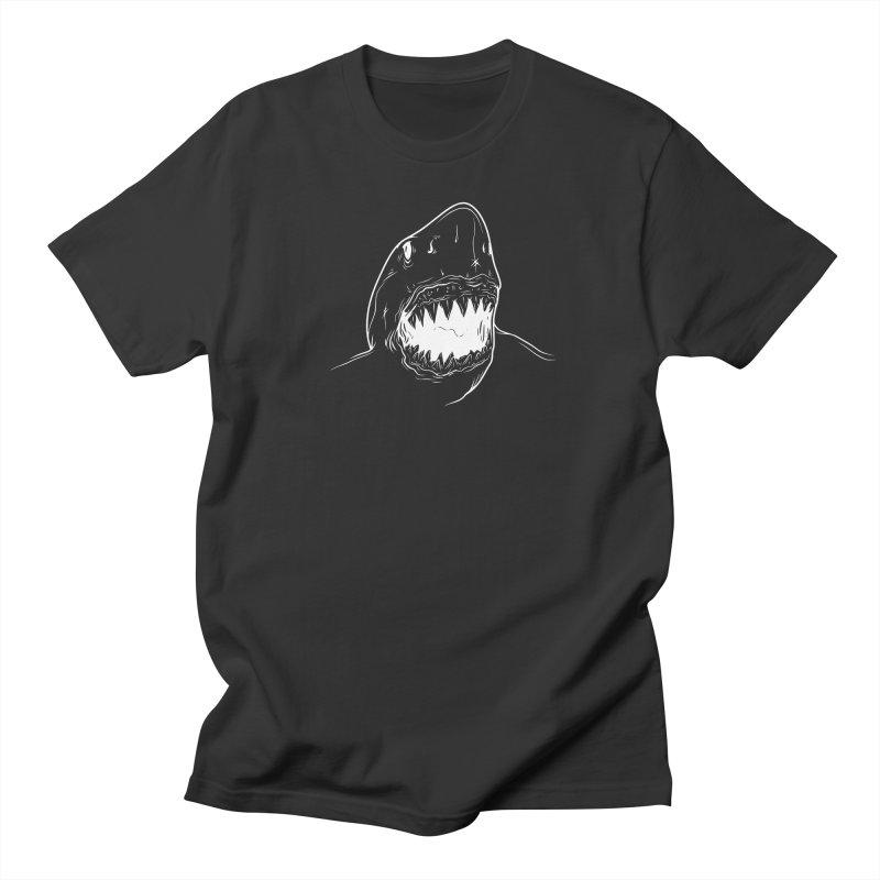 Caribea Great White Shark Women's T-Shirt by Caribea