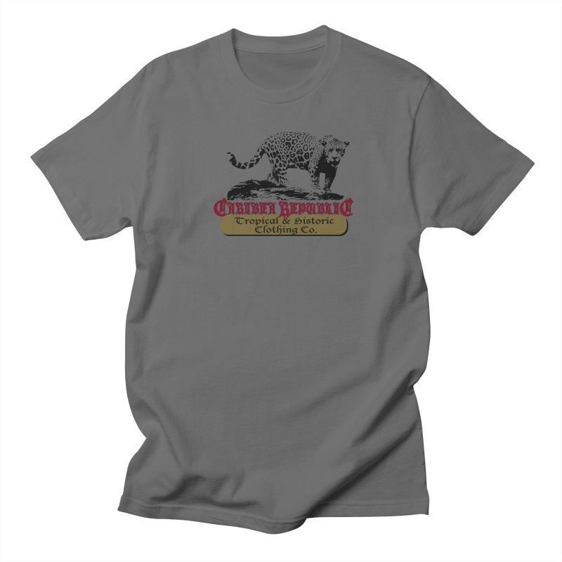 Caribea Jaguar Women's Regular Unisex T-Shirt by Caribea