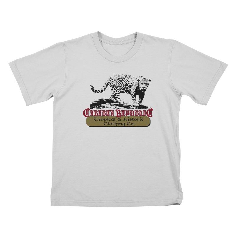 Caribea Jaguar Kids T-Shirt by Caribea