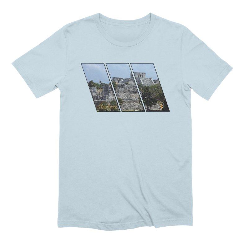 Tulum Slants Men's Extra Soft T-Shirt by Caribea