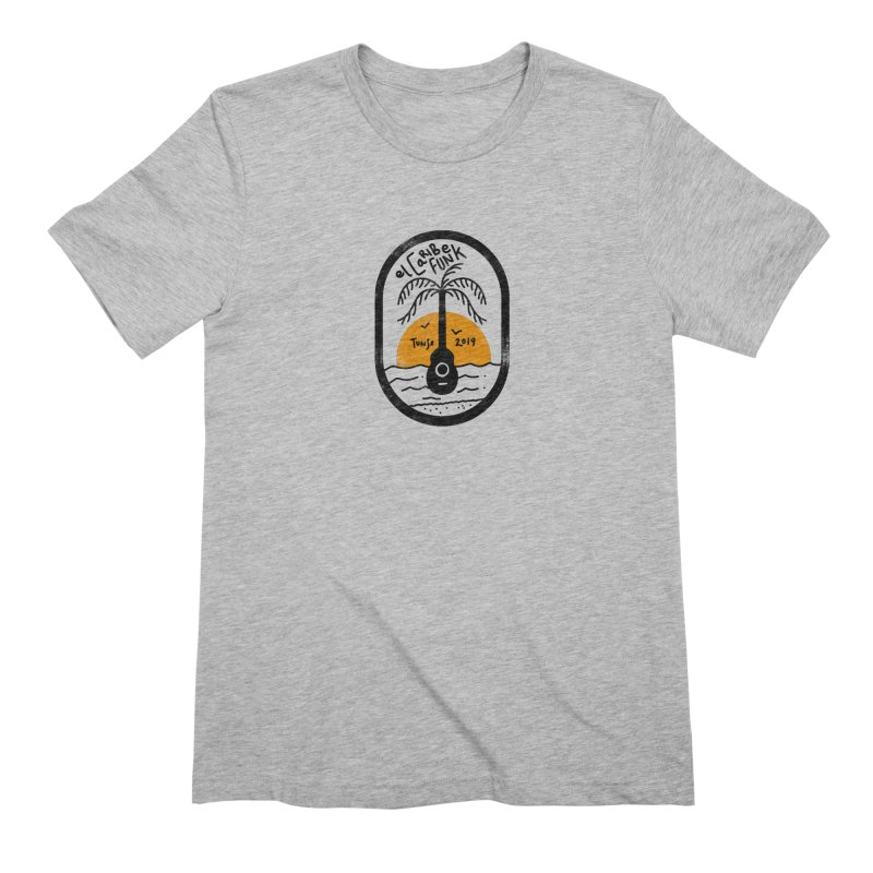 TUNSE 2019 Men's Extra Soft T-Shirt by Caribefunk Store