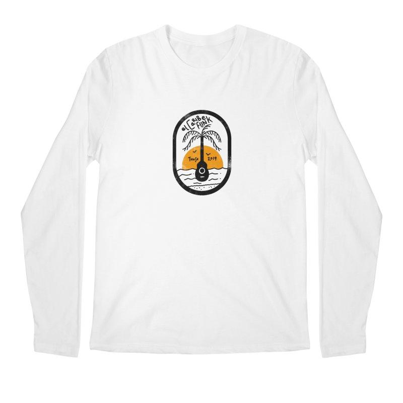 TUNSE 2019 Men's Regular Longsleeve T-Shirt by Caribefunk Store