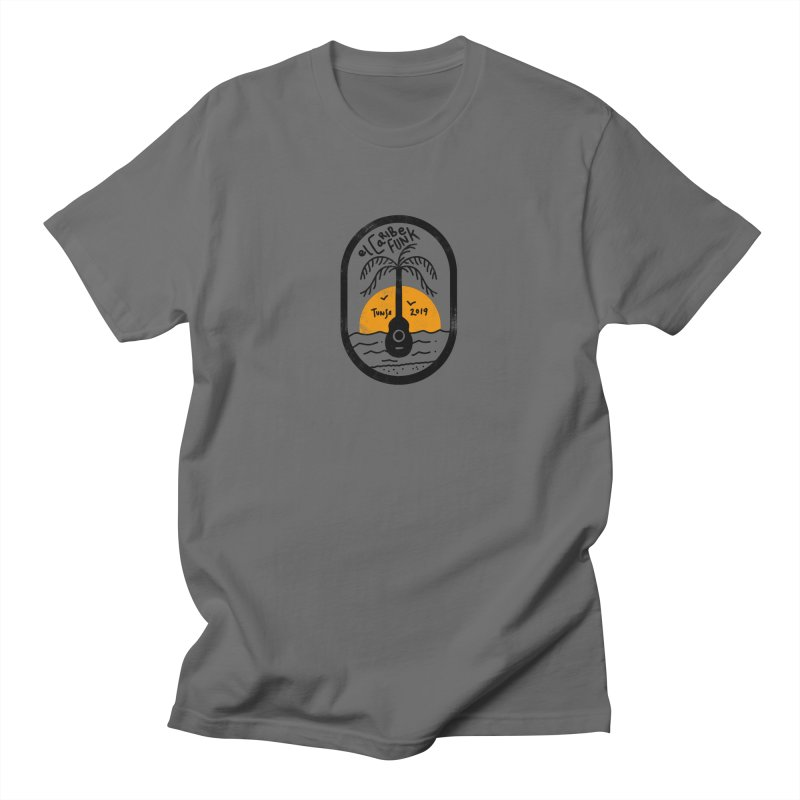TUNSE 2019 Men's T-Shirt by Caribefunk Store