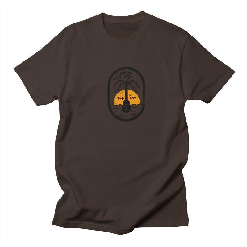 TUNSE 2019 Men's Regular T-Shirt by Caribefunk Store