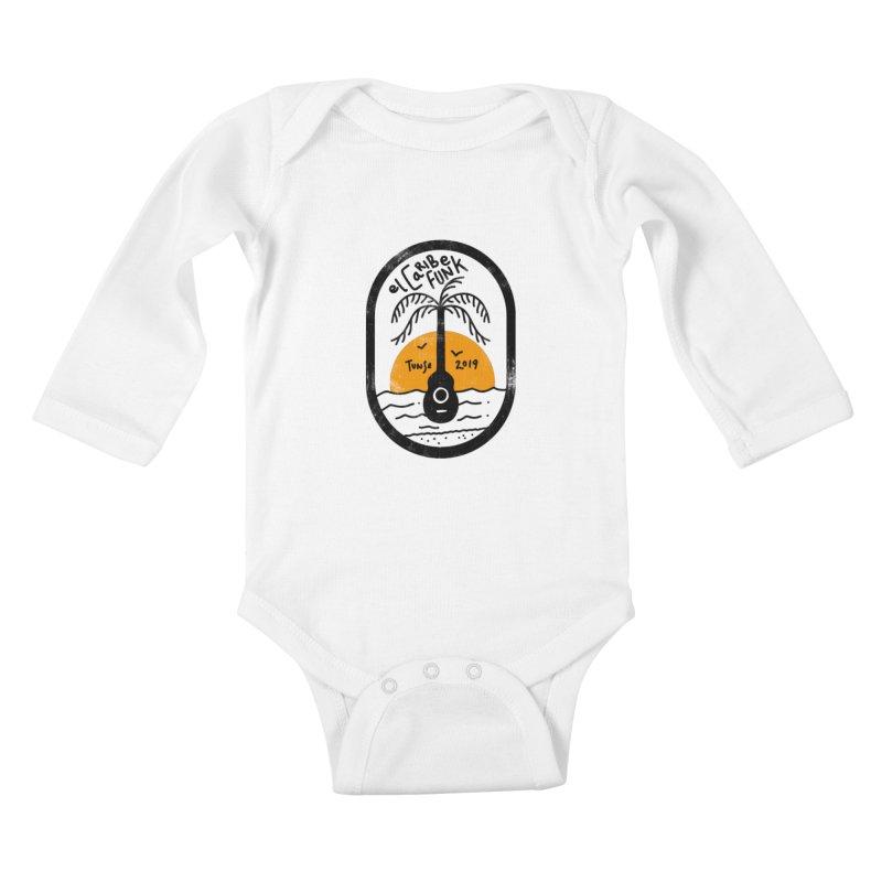 TUNSE 2019 Kids Baby Longsleeve Bodysuit by Caribefunk Store