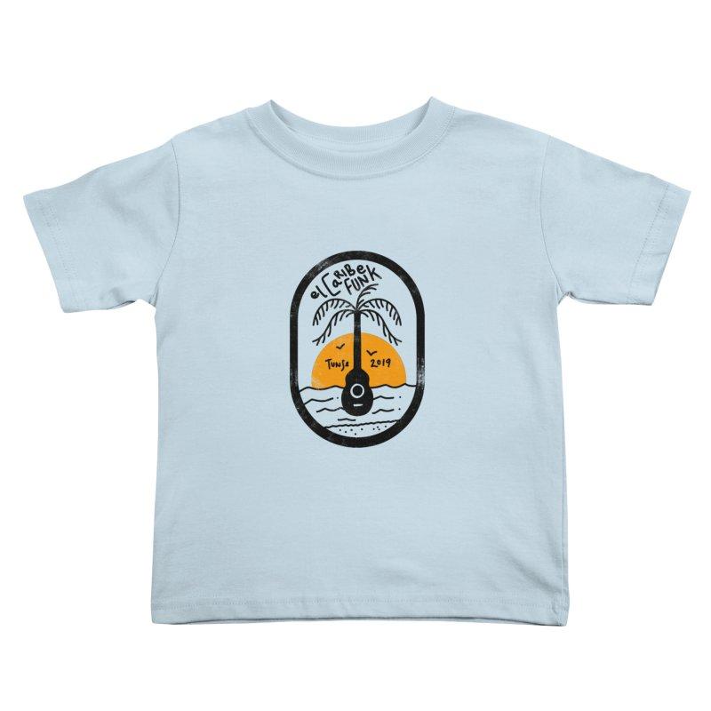 TUNSE 2019 Kids Toddler T-Shirt by Caribefunk Store