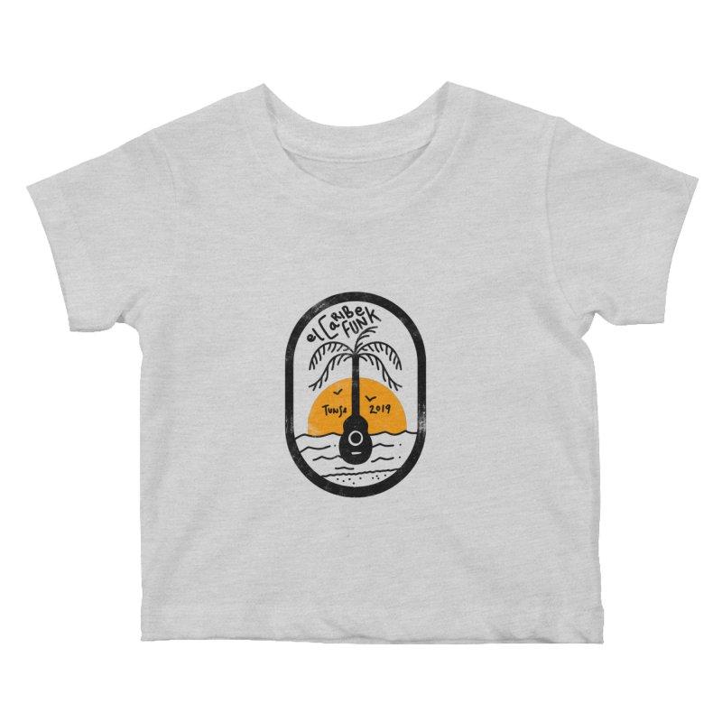 TUNSE 2019 Kids Baby T-Shirt by Caribefunk Store