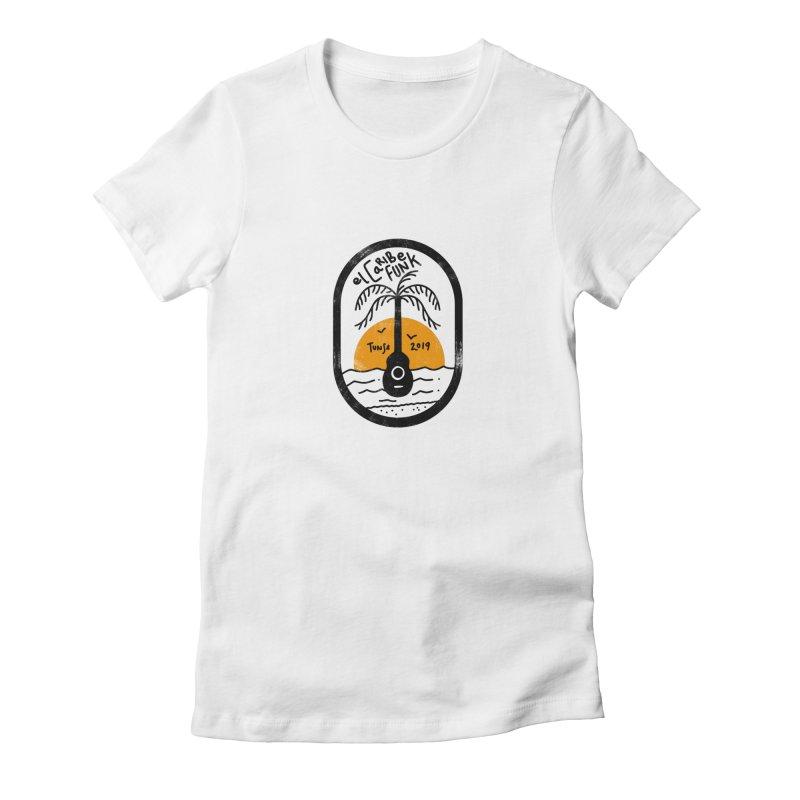 TUNSE 2019 Women's T-Shirt by Caribefunk Store