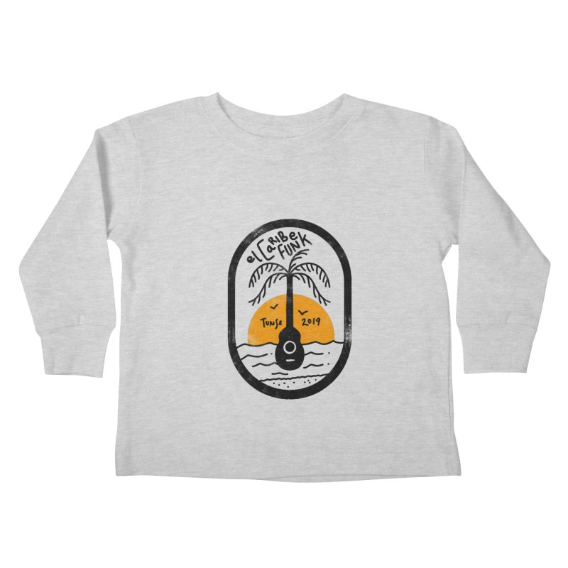 TUNSE 2019 Kids Toddler Longsleeve T-Shirt by Caribefunk Store