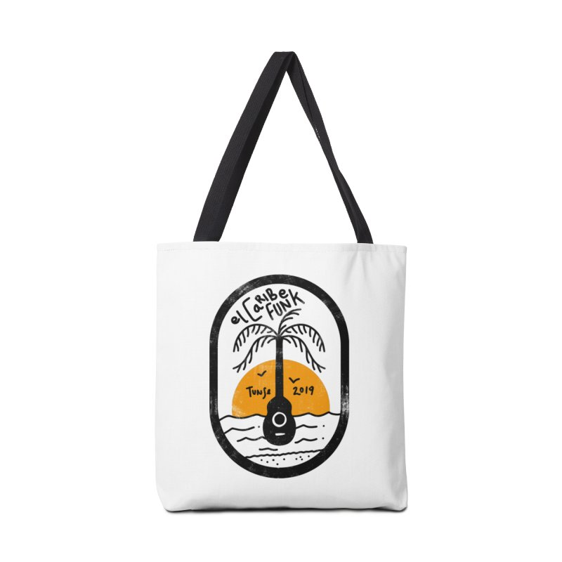 TUNSE 2019 Accessories Tote Bag Bag by Caribefunk Store
