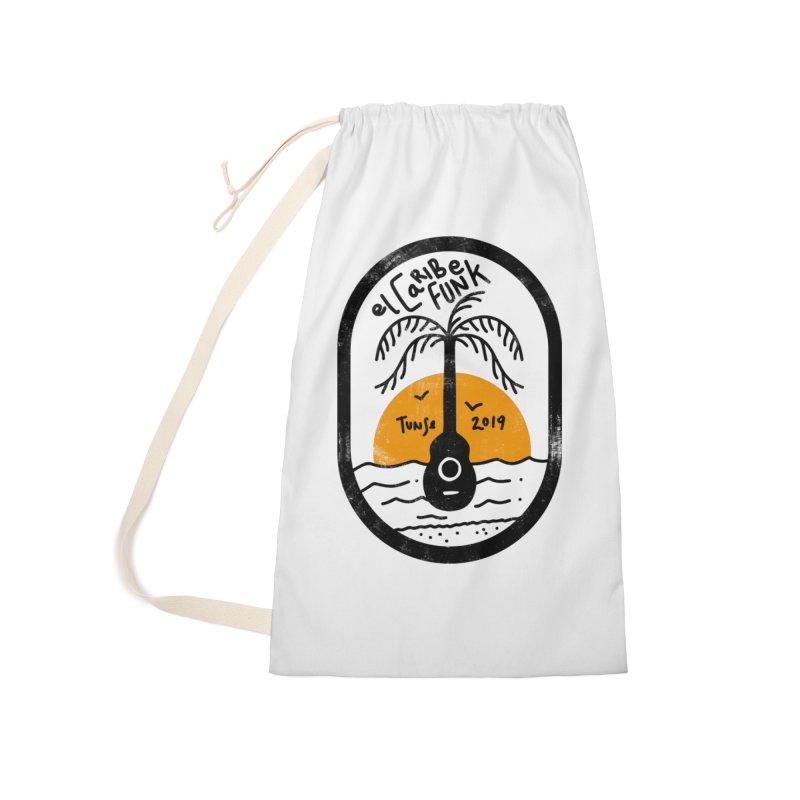 TUNSE 2019 Accessories Laundry Bag Bag by Caribefunk Store