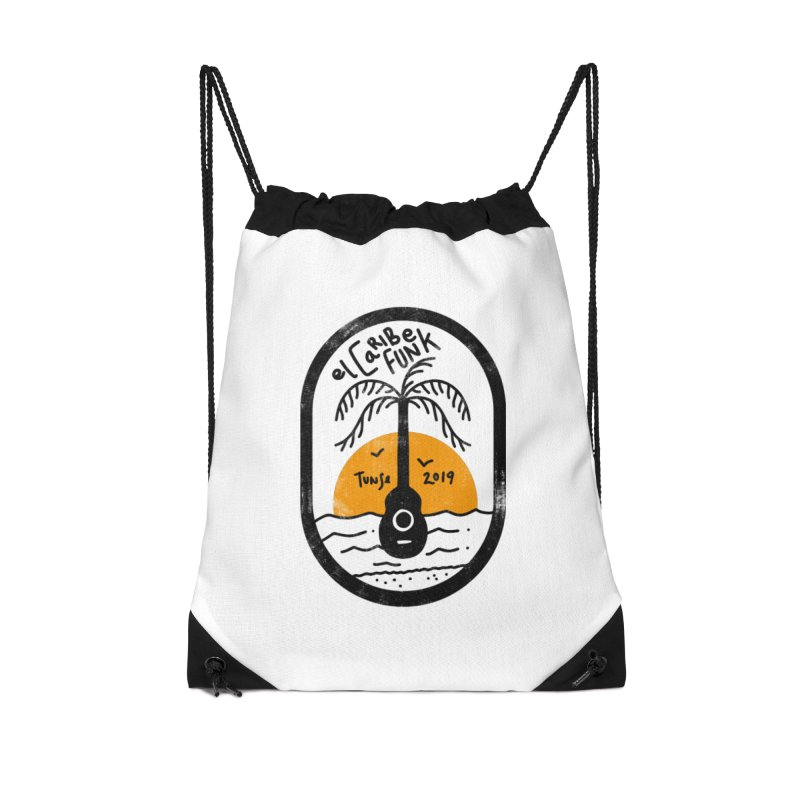 TUNSE 2019 Accessories Drawstring Bag Bag by Caribefunk Store