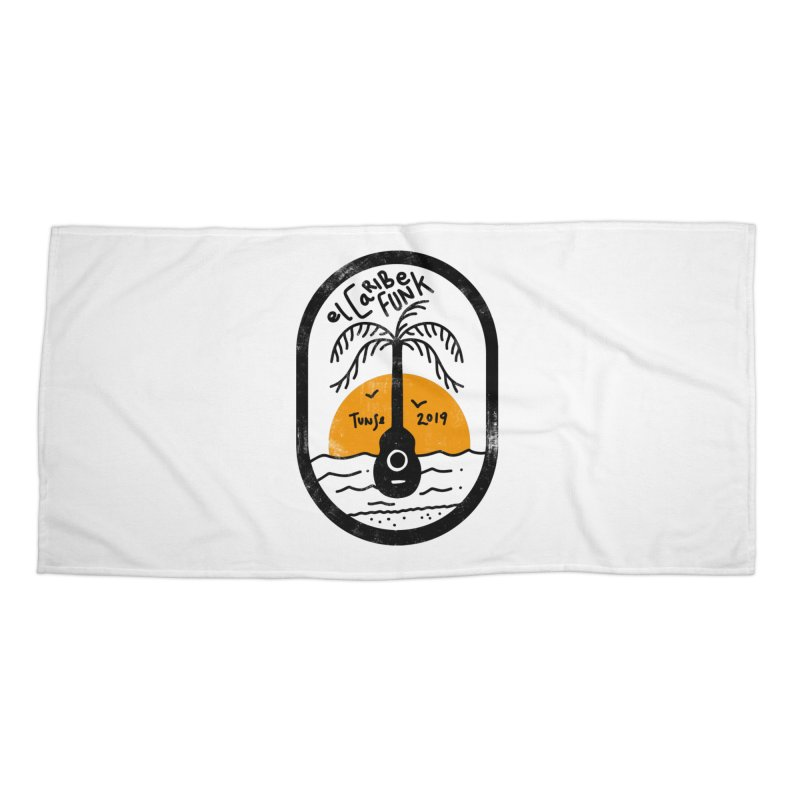 TUNSE 2019 Accessories Beach Towel by Caribefunk Store
