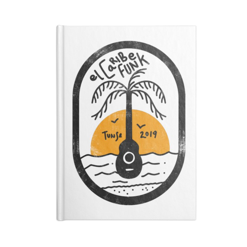 TUNSE 2019 Accessories Lined Journal Notebook by Caribefunk Store