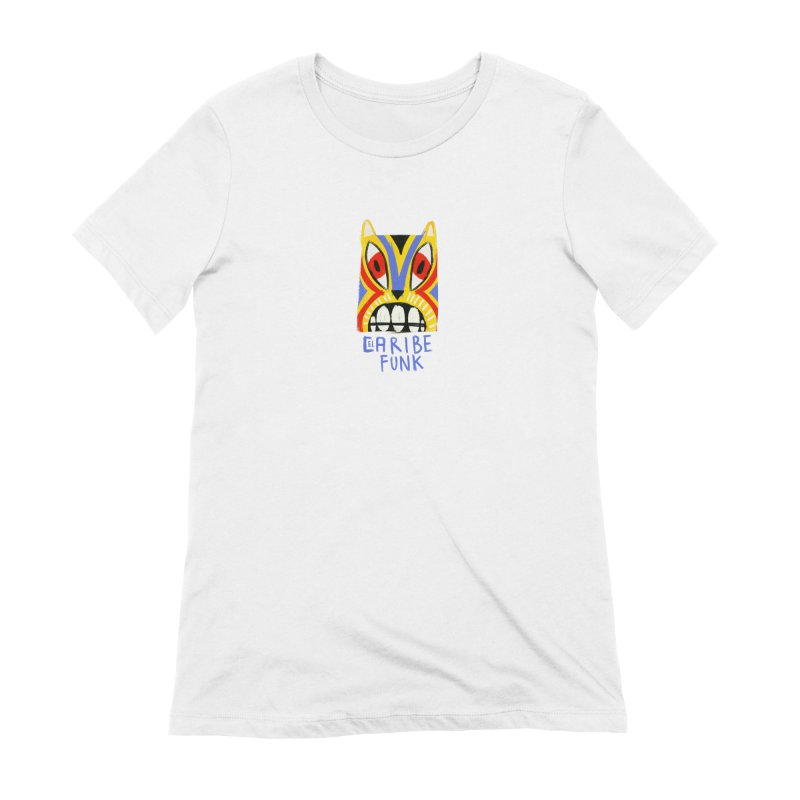 A MI BURRO Women's Extra Soft T-Shirt by Caribefunk Store