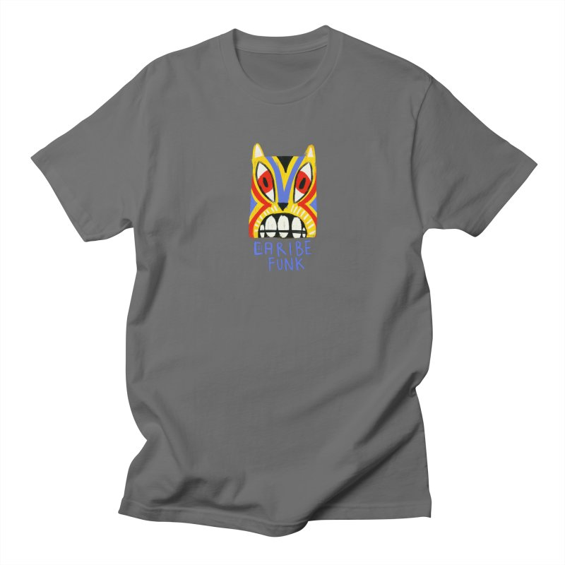 A MI BURRO Men's T-Shirt by Caribefunk Store