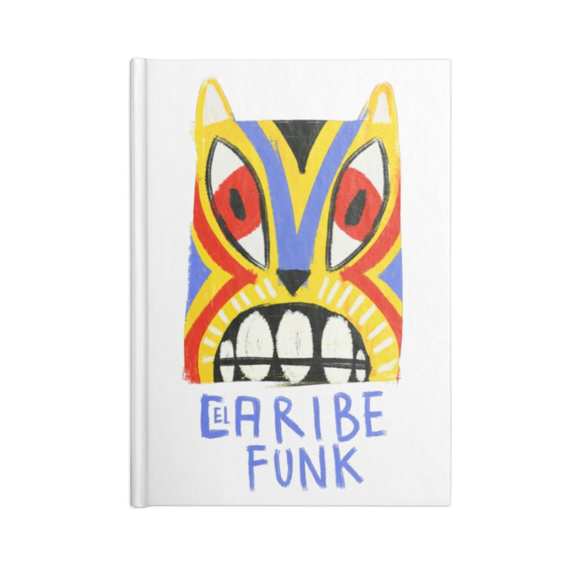 A MI BURRO Accessories Lined Journal Notebook by Caribefunk Store
