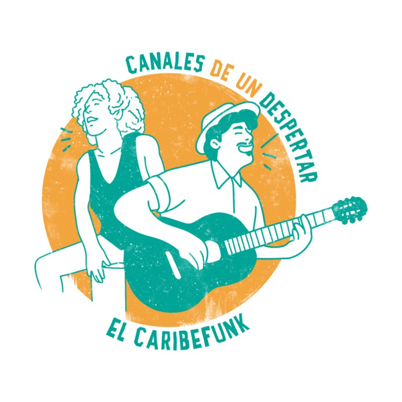 CANALES DE UN DESPERTAR Women's T-Shirt by Caribefunk Store