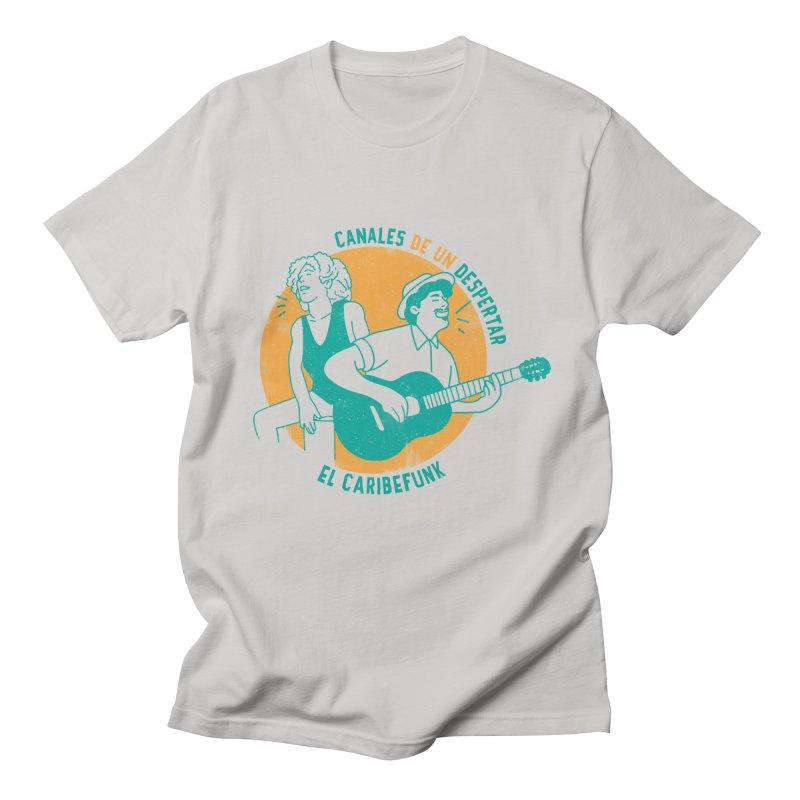 CANALES DE UN DESPERTAR Women's Regular Unisex T-Shirt by Caribefunk Store