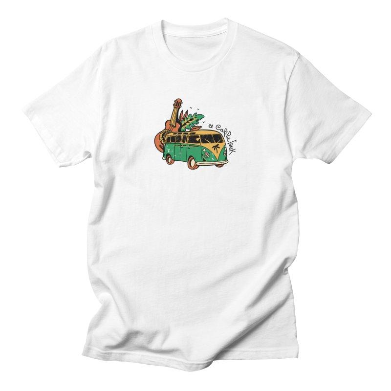 VIAJEROS Men's T-Shirt by Caribefunk Store