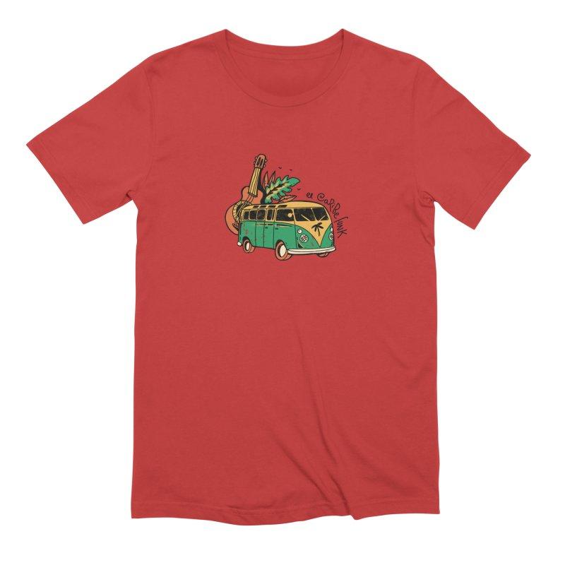 VIAJEROS Men's Extra Soft T-Shirt by Caribefunk Store