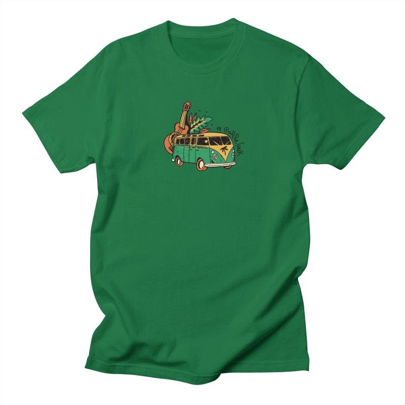 VIAJEROS Women's Regular Unisex T-Shirt by Caribefunk Store