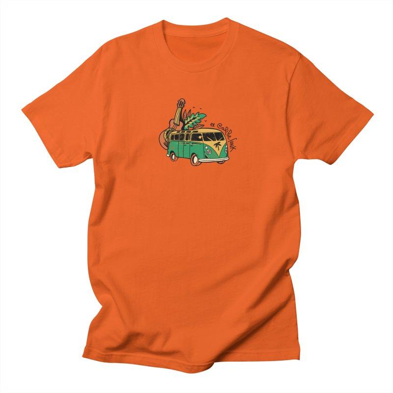 VIAJEROS Men's Regular T-Shirt by Caribefunk Store